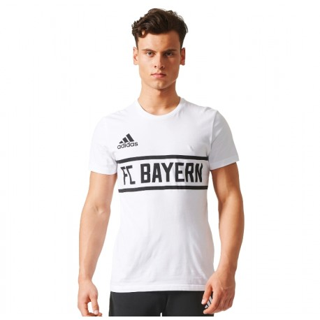 adidas Bayern München Graphic Tee 2017/18