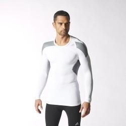 adidas tričko s dlhým rukávom Techfit Cool