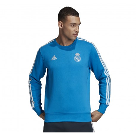 adidas Real Madrid Sweat Top 2018/19