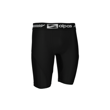 Elastické nohavice Alpas - čierna