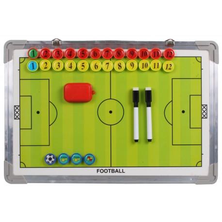 Magnetická trénerská tabuľa Merco - 45x30 cm