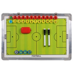 Magnetická tabuľa na futbal - 45x30 cm