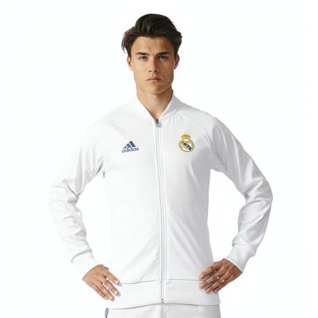 adidas Real Madrid Anthem Jacket 2016/17