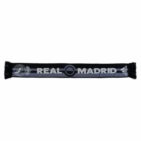 Šál adidas Real Madrid 2016/17 - čierna/fialová