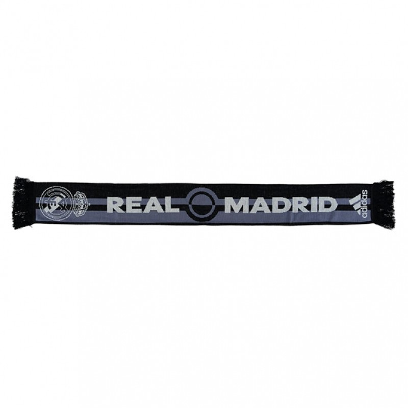 eaed8142248c8 Šál adidas Real Madrid 2016/17 - čierna/fialová - Z8sport.sk