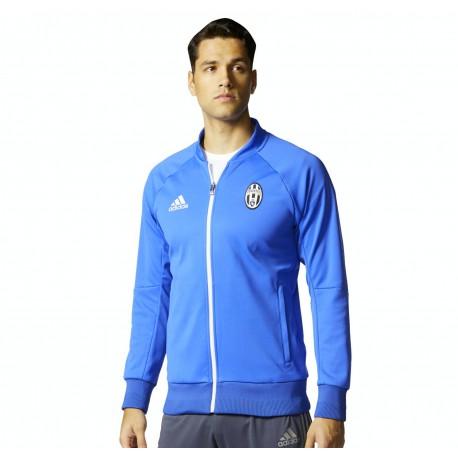 adidas Juventus Anthem Jacket 2016/17 - modrá