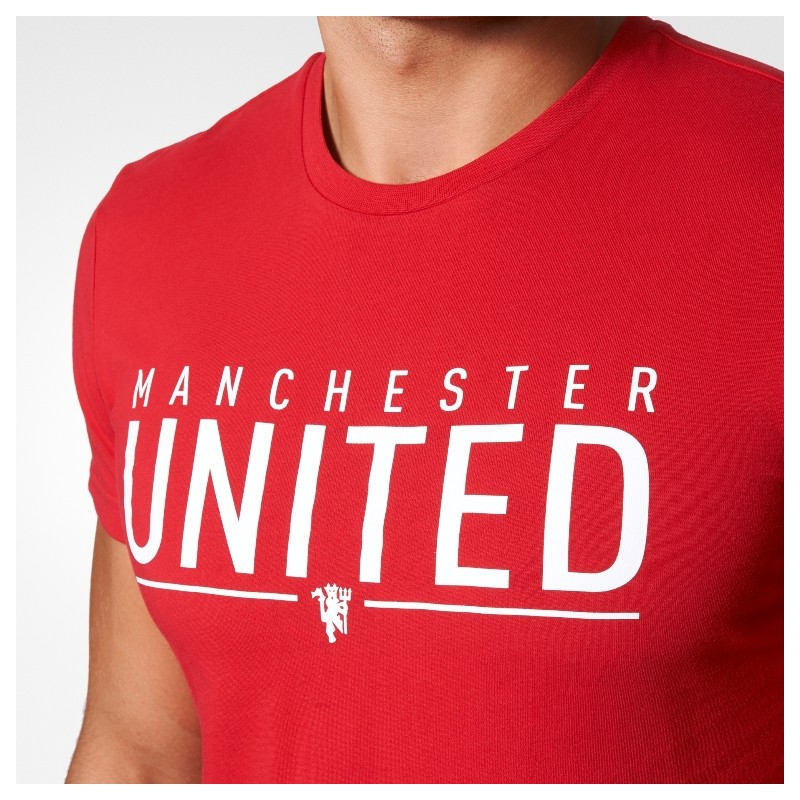 8169e7475 adidas Manchester United Graphic Tee Better - Z8sport.sk