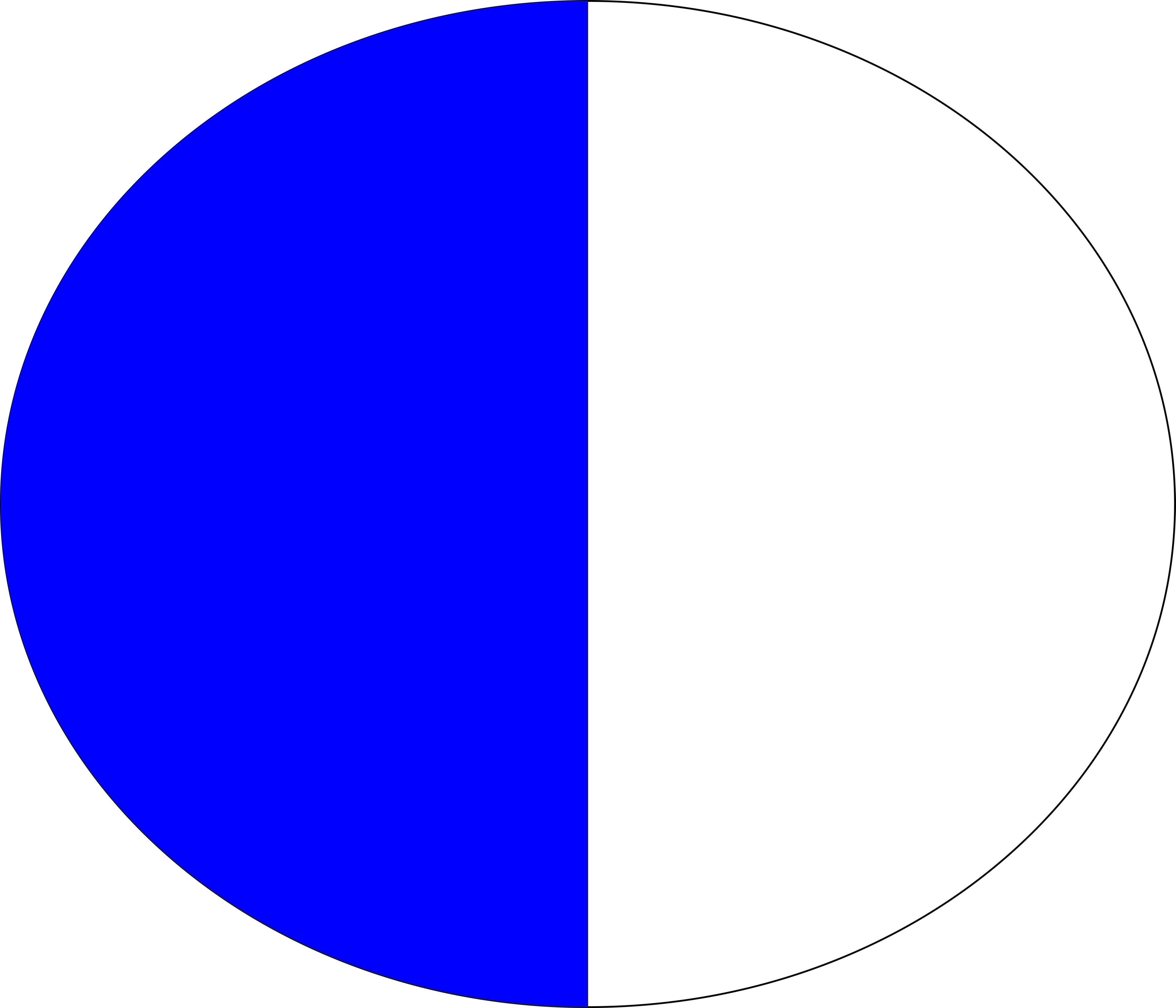 Modrá/Biela